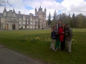 Karen, Bob, Angi and Rob, USA