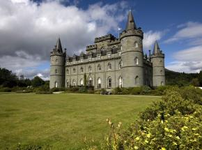 Inveraray Castle and Gardens