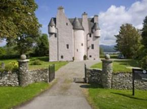 Your accommodation near Oban