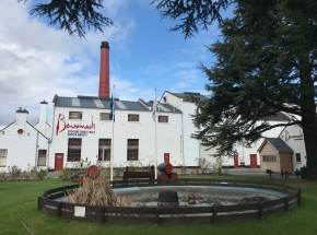 Benromach distillery, Speyside