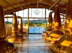 Visit a local whisky distillery