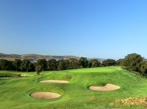 Kings Course, Gleneagles