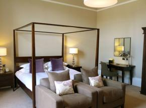 Luxury bed and breakfast in Edinburgh