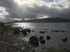 The legendary Loch Ness
