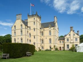Innes House, Moray - Exclusive use through Uniquely Scotland