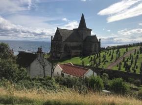 St Monans Medieval Kirk