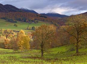 The Cairngorm National Park