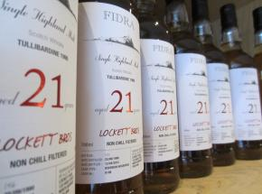 Sample some excellent local whiskies...