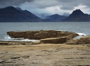 The Cuillin mountains, Skye