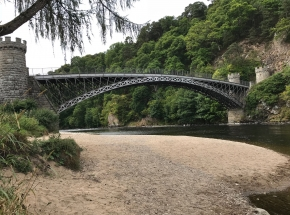 Craigellachie Bridge, Speyside