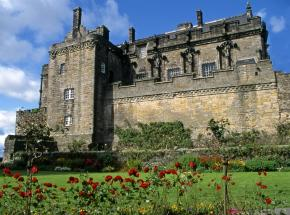 The magnificent Stirling Castle